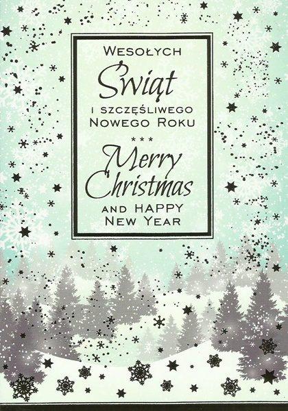 Kartki pocztowe na Boże Narodzenie