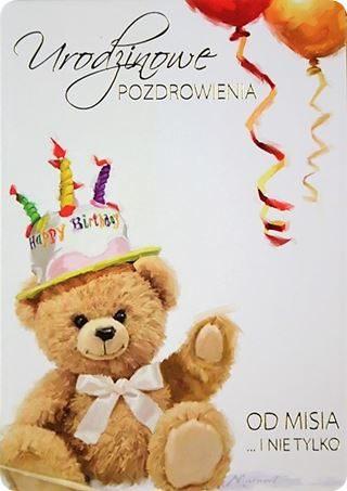 Groovy Urodziny i imieniny Najmłodszych   Poczta Kartkowa JR78